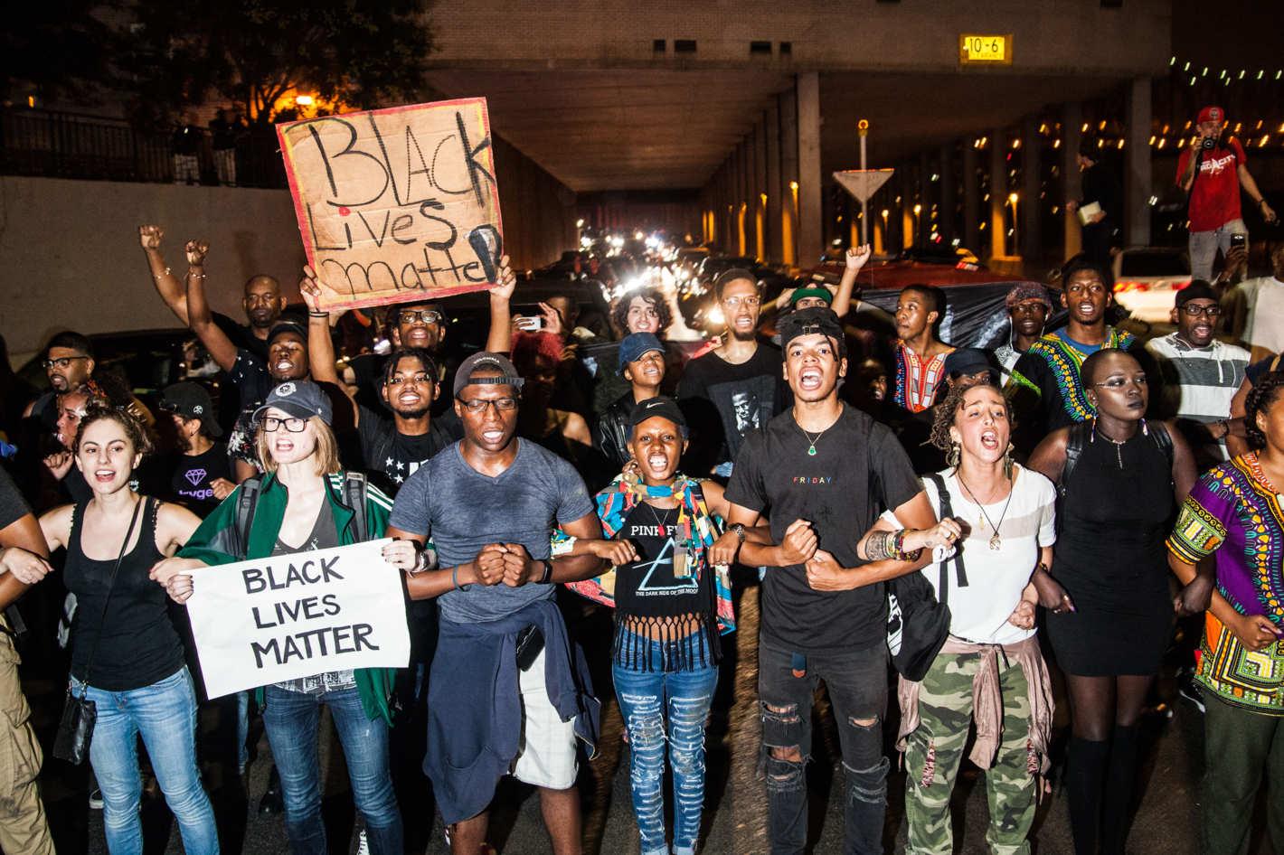 La campanya Black Lives Matter demostra que molta gent a EUA vol un canvi real.