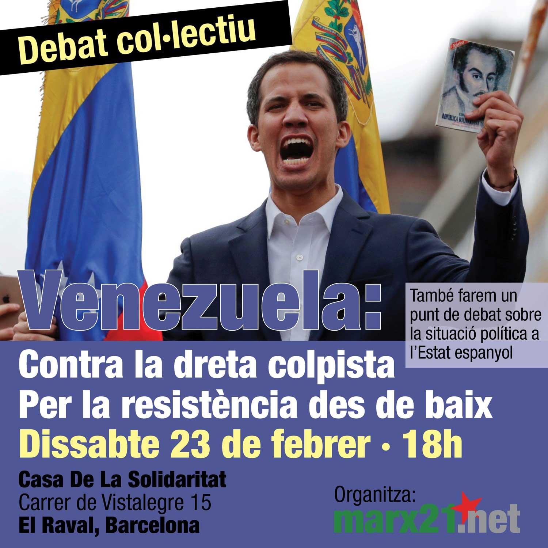 Cartell_Xerrada_Venezuela_23-02-19_web